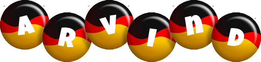 Arvind german logo