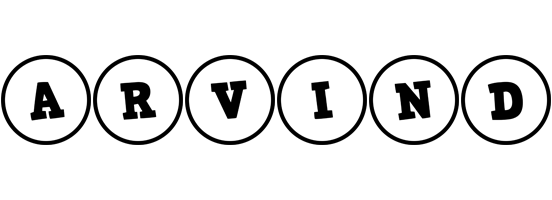 Arvind handy logo