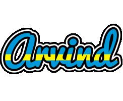 Arvind sweden logo