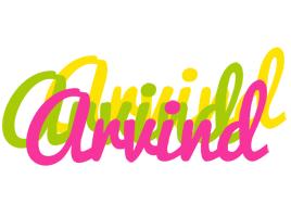 Arvind sweets logo