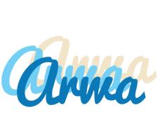 Arwa breeze logo