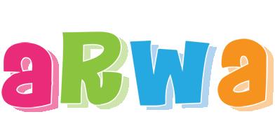 Arwa friday logo