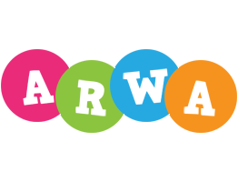 Arwa friends logo