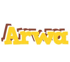 Arwa hotcup logo