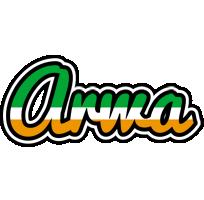 Arwa ireland logo