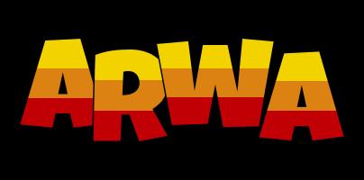 Arwa jungle logo