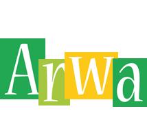 Arwa lemonade logo