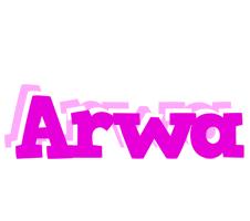 Arwa rumba logo