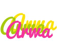 Arwa sweets logo