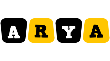 Arya boots logo