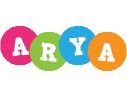 Arya friends logo