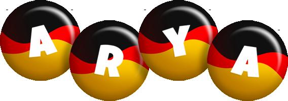 Arya german logo
