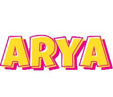 Arya kaboom logo