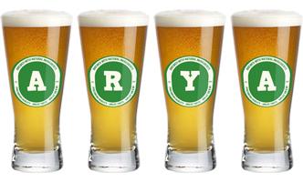 Arya lager logo