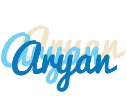 Aryan breeze logo