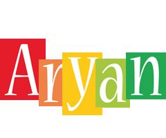 Aryan colors logo