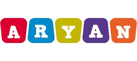 Aryan daycare logo
