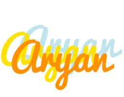 Aryan energy logo