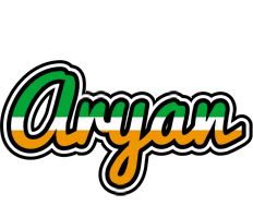 Aryan ireland logo