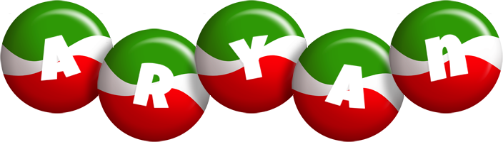 Aryan italy logo