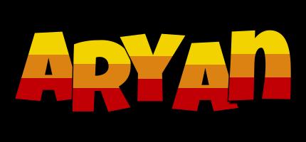 Aryan jungle logo