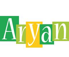 Aryan lemonade logo