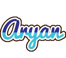 Aryan raining logo