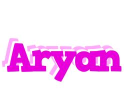 Aryan rumba logo