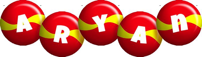Aryan spain logo