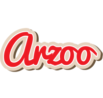 Arzoo chocolate logo