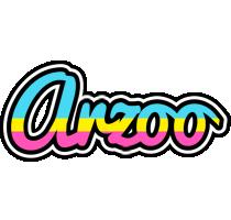 Arzoo circus logo