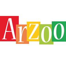 Arzoo colors logo