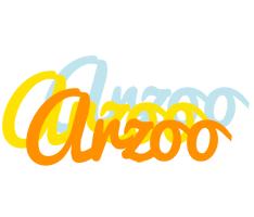 Arzoo energy logo