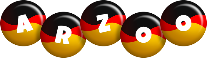 Arzoo german logo