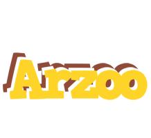 Arzoo hotcup logo