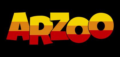 Arzoo jungle logo