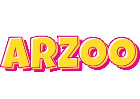 Arzoo kaboom logo