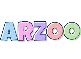Arzoo pastel logo