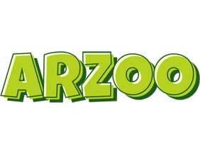 Arzoo summer logo