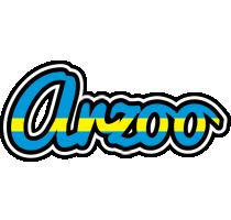 Arzoo sweden logo