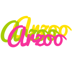 Arzoo sweets logo