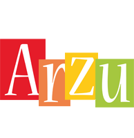 Arzu colors logo
