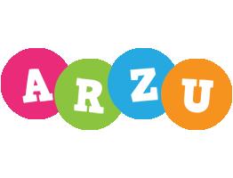Arzu friends logo