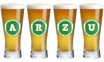 Arzu lager logo