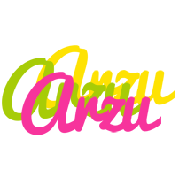 Arzu sweets logo