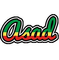 Asad african logo