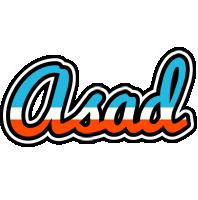 Asad america logo