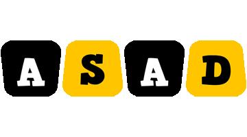Asad boots logo