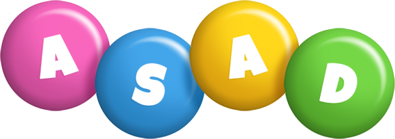 Asad candy logo