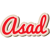 Asad chocolate logo